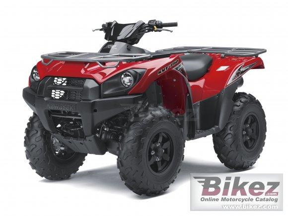 Kawasaki KVF 750