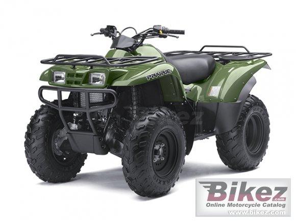 Kawasaki Prairie 360