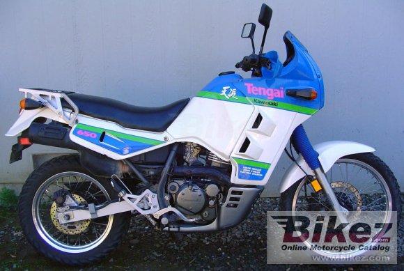 Kawasaki Tengai