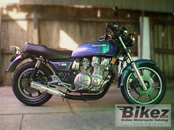 Kawasaki Z 1100