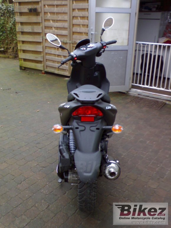 2006 Keeway Focus125 photo