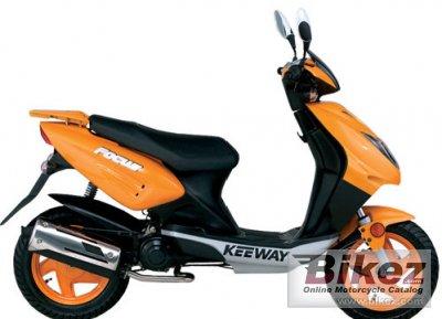 2006 Keeway Focus 50
