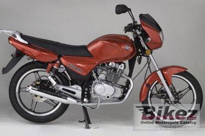 2006 Keeway Speed 125