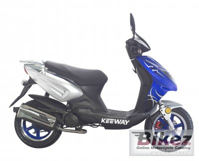 2007 Keeway ARN 150cc photo