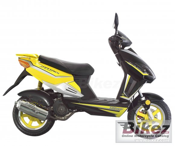 2007 Keeway Matrix 125 photo