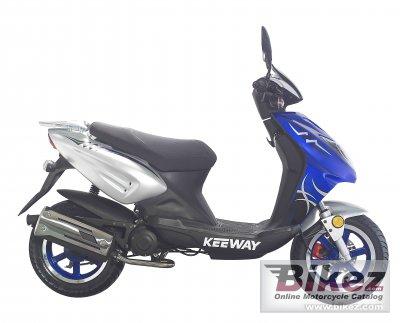 2007 Keeway ARN 150cc