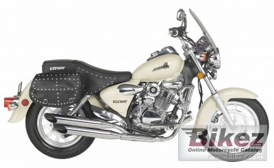 2007 Keeway Superlight 125 Specifications And Pictures