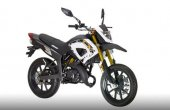 2009 Keeway TX50 Supermoto photo