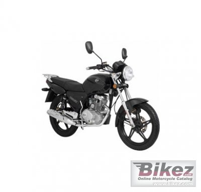 2009 Keeway Speed 125 photo