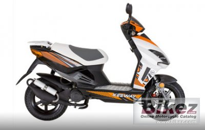 2009 Keeway Matrix 125 photo