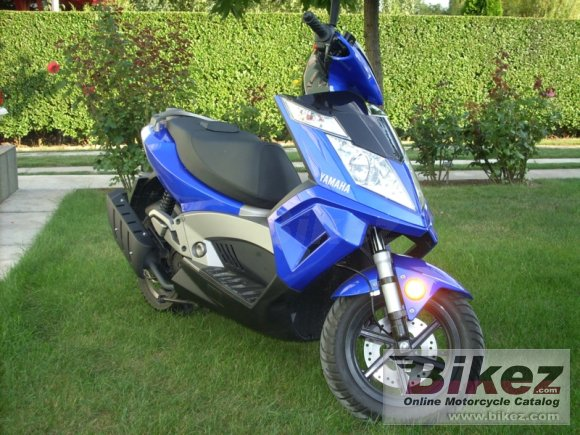 2009 Keeway Hacker 125 photo