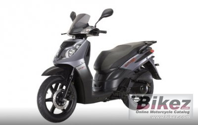 2009 Keeway Outlook Sport 125 photo