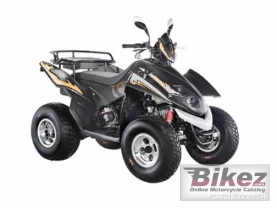 2009 Keeway ATV Dragon 250 photo