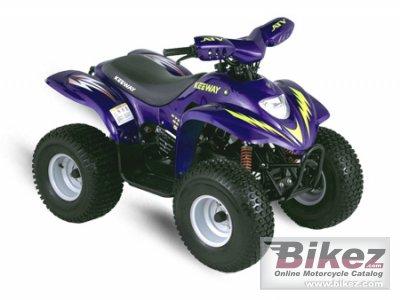 2009 Keeway ATV 50