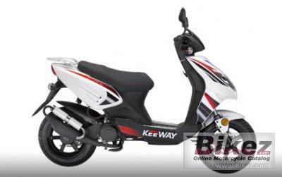 2009 Keeway F-Act 100