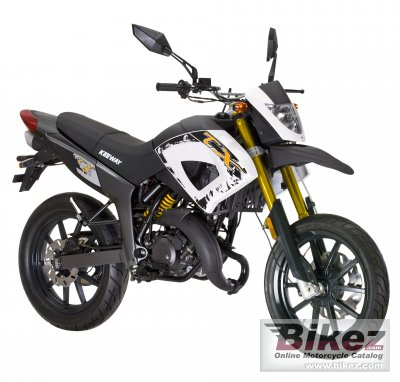 2010 Keeway TX50 Supermoto photo