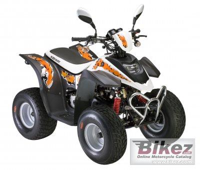 2010 Keeway ATV 50
