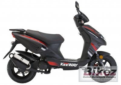 2010 keeway f act 50 specifications and pictures. Black Bedroom Furniture Sets. Home Design Ideas