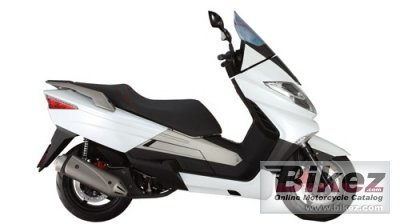 2011 Keeway Silverblade 125 photo