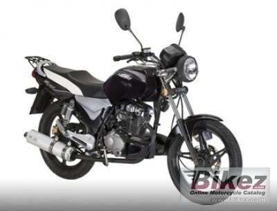 2012 Keeway Speed 125 photo