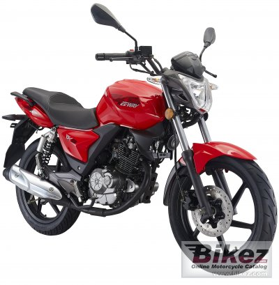 2012 Keeway Rks 125 Specifications And Pictures