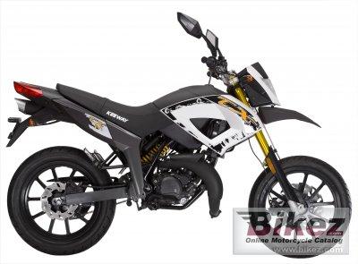 2012 Keeway TX50 Supermoto