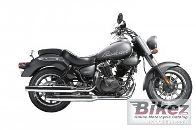 2013 Keeway Blackster 250i photo
