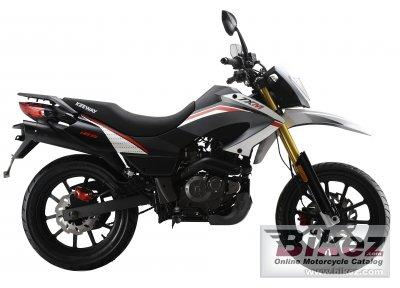 2013 Keeway TXM125