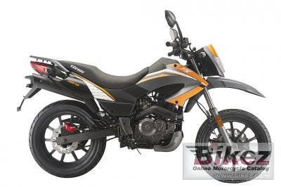 2014 Keeway TX 125 SM photo