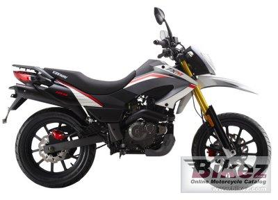 2015 Keeway TXM 150