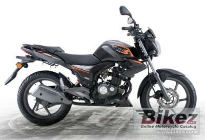 2017 Keeway RKS 125 Sport specifications and pictures