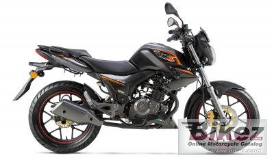 2021 Keeway RKS 125 Sport E4