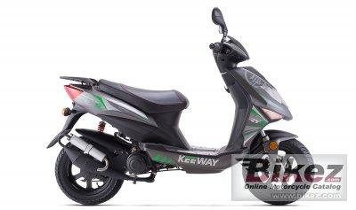 2021 Keeway RY6 50