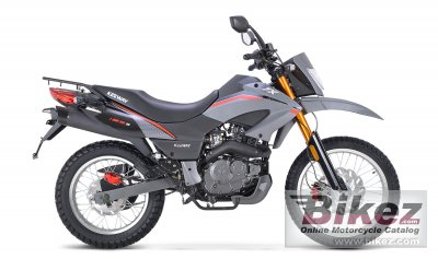 2021 Keeway TX 125 E4