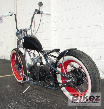 2010 Kikker 5150 Hardknock Frisco Bobber photo
