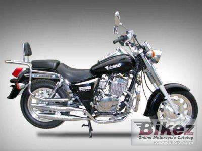 2010 Kinroad XT125-16