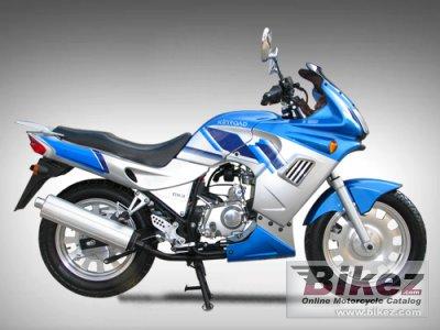 2010 Kinroad XT125-18