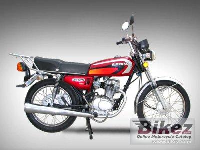 2010 Kinroad XT125