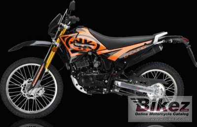2008 Kreidler Enduro 125 DD photo