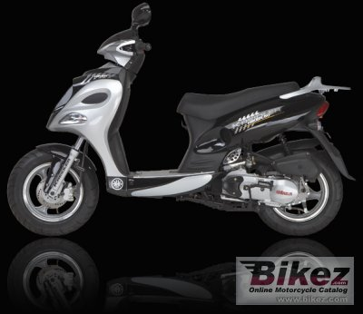 2009 Kreidler RMC-E 50 Hiker photo