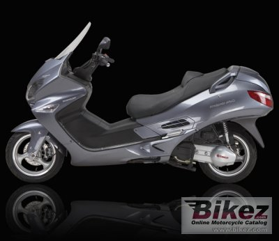 2009 Kreidler Insignio 250 DD photo