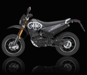 2009 Kreidler Supermoto125 DD photo