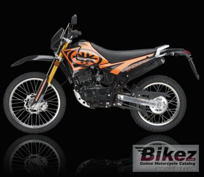 2009 Kreidler Enduro125 DD photo