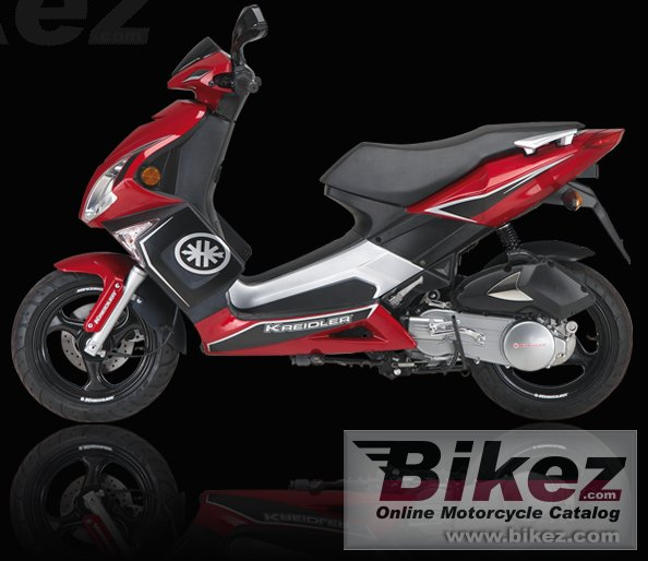 Big Kreidler rmc-g 125 picture and wallpaper from Bikez.com