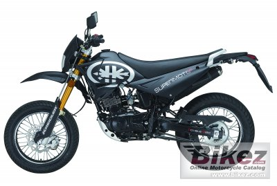 2010 Kreidler Supermoto125 DD photo