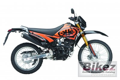 2010 Kreidler Enduro125 DD photo