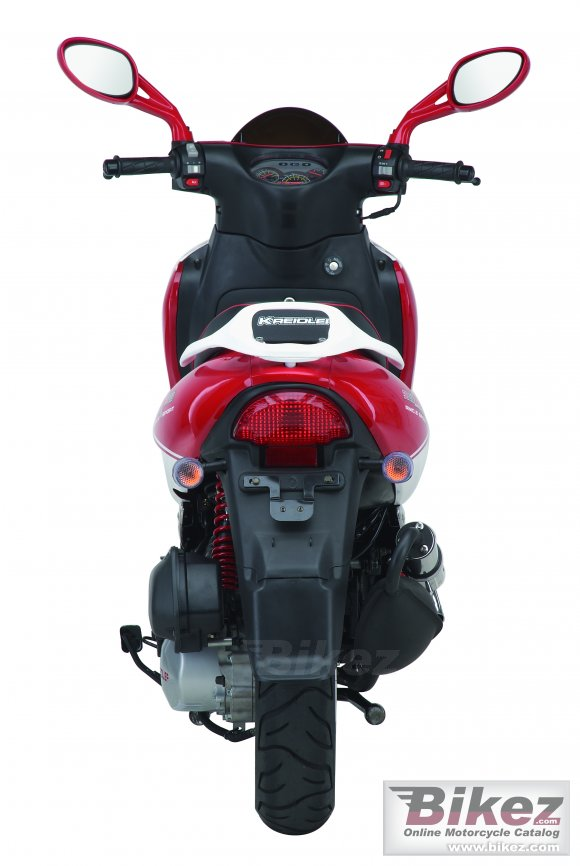 2010 Kreidler RMC-E Hiker 50 DD Sport photo