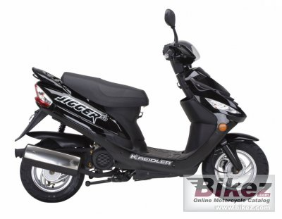 2011 Kreidler Jigger 50 photo