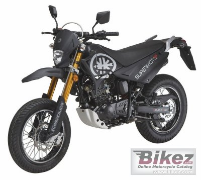 2011 Kreidler Supermoto125 DD photo
