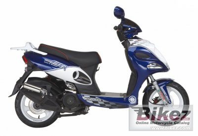 2011 Kreidler RMC-E 125 DD Sport photo